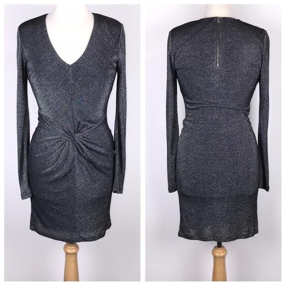 3ed76ac0 Ted Baker London Dresses | Ted Baker Lizzey Silver Sparkle Dress ...